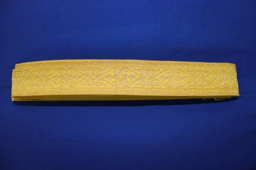 Казахский шарф-пояс